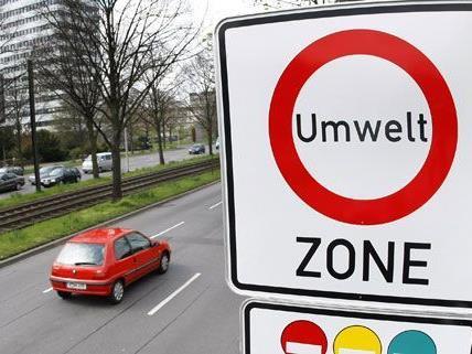 Die Einrichtung einer Umweltzone in Graz nach deutschem Vorbild könnte das Feinstaub-Problem beheben.