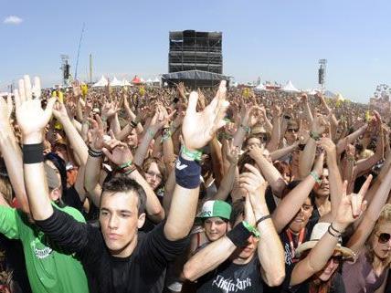 Gewinne Tickets für das Nova Rock Festival 2012