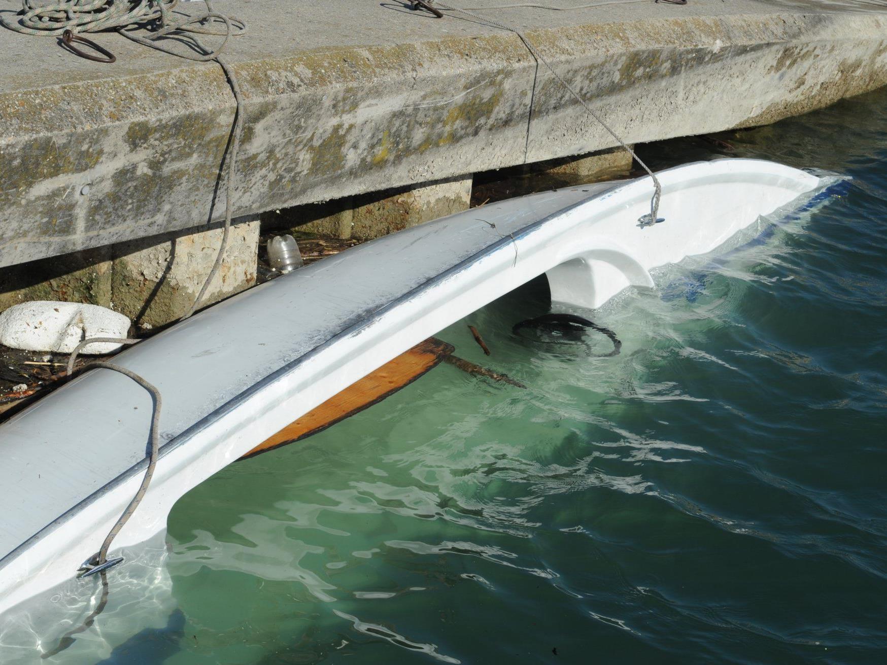 Bei diesem Bootsunfall starb ein Pole auf der Neuen Donau