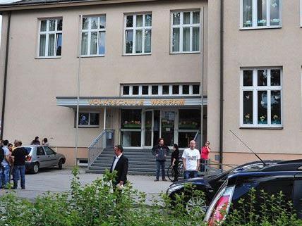 Kinder nach Bluttat in St. Pölten unter Schock