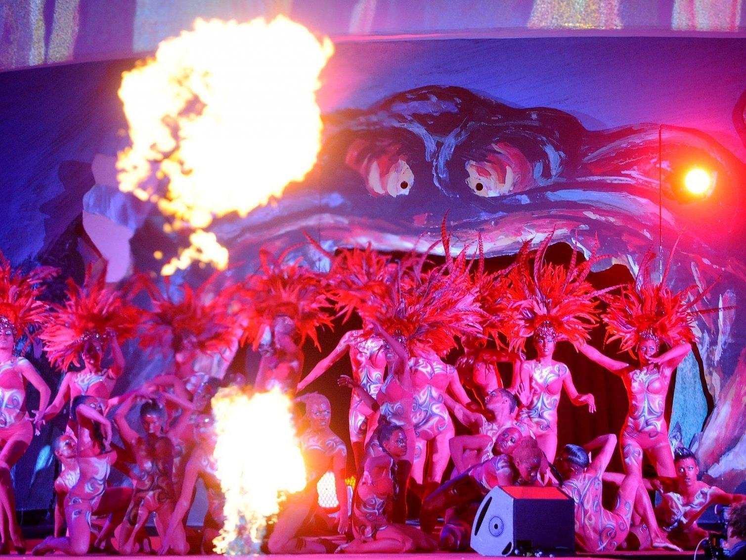 Wir berichten live von der Eröffnung des Life Ball 2012.