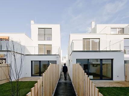 Bei den Architekturtagen können verschiedene Grätzel wie etwa Aspern erkundet werden.