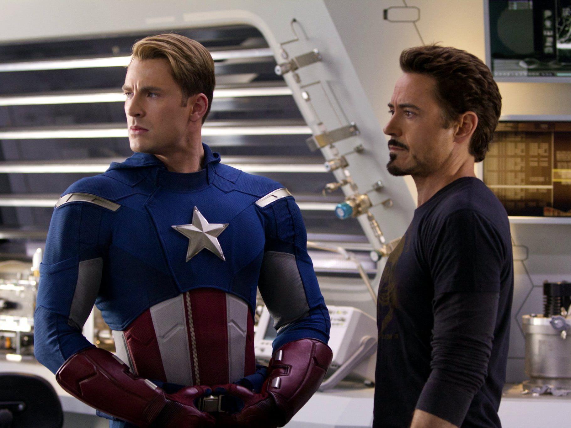 Erfolg für Captain America und Tony Stark