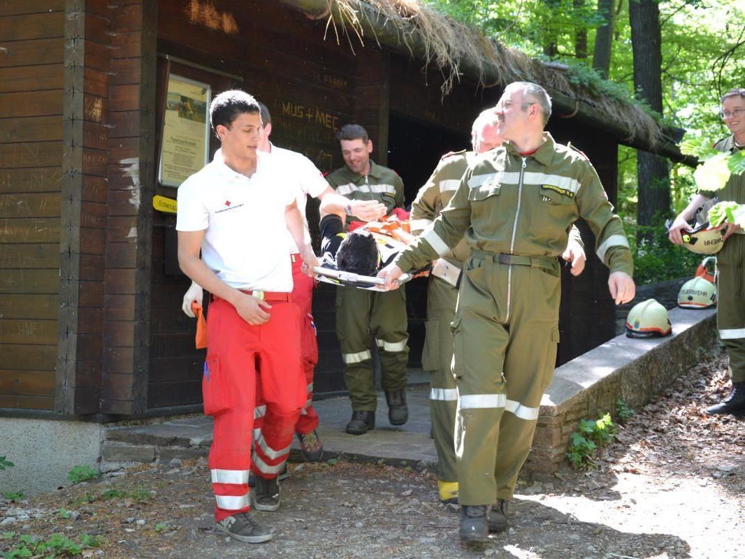 Zum zweiten Mal verletzte sich innerhalb kürzester Zeit ein Kletterer am Türkensturz