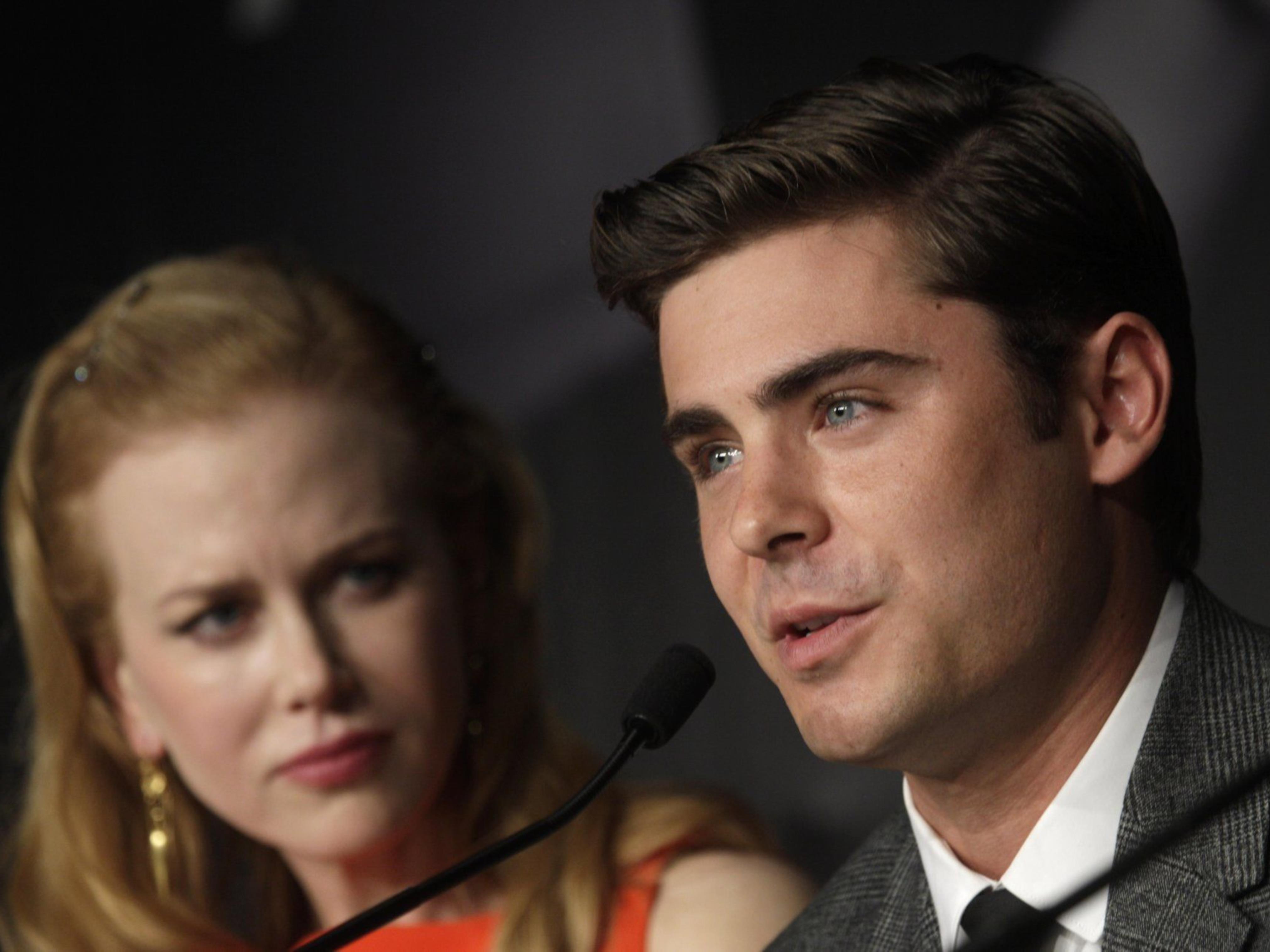 Zac Efron schwärmt für Nicole Kidman