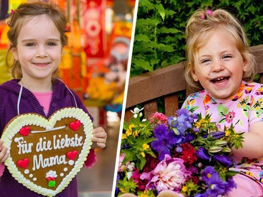 Absolute Klassiker: Süßes und Blumen machen Mama zum Muttertag Freude
