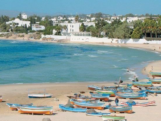 Das Wasser an den tunesischen Stränden hat den höchsten Reinheitsgrad aller Mittelmeeranrainer