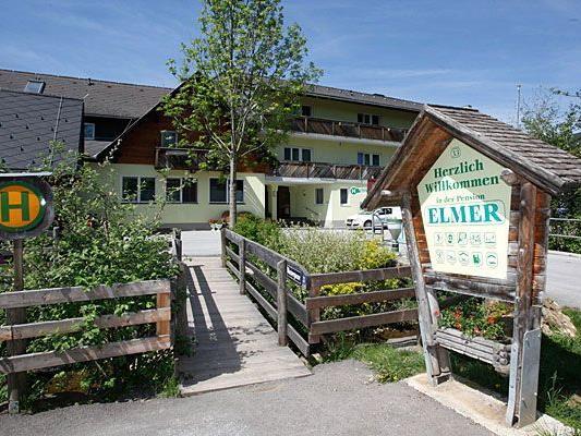 In dieser steirischen Pension waren die Wiener Schüler untergebracht, die sich beim Disco-Besuch plötzlich schlecht fühlten