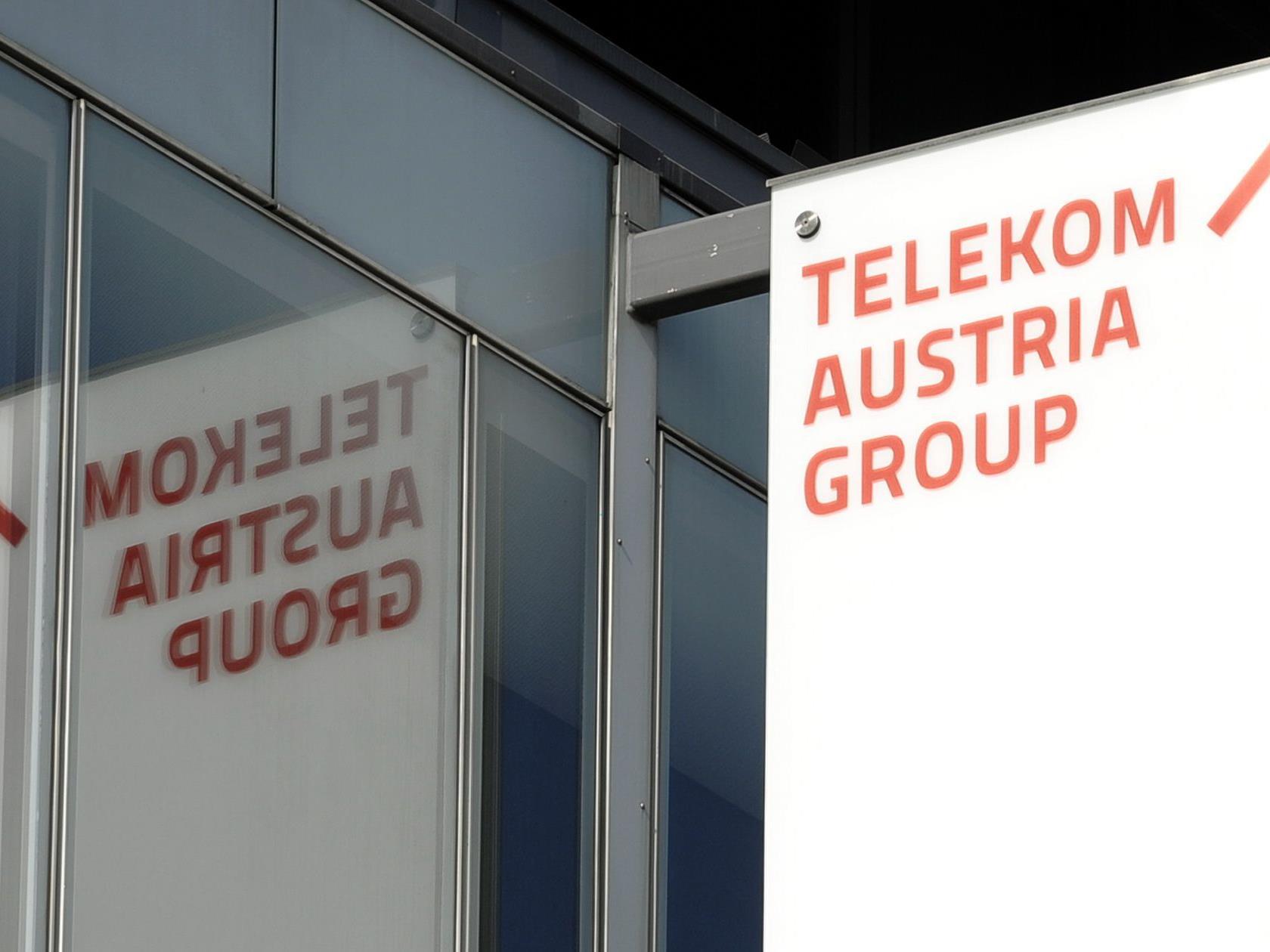Weniger Umsatz bei der Telekom Austria.