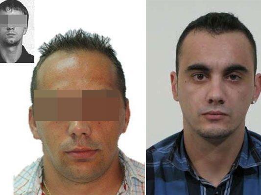Diese drei Männer sollen mehrere Wohnungseinbrüche in Wien begangen haben