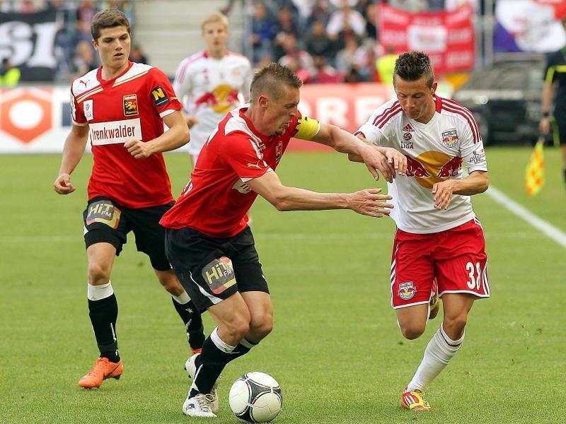 Admira sichert sich den letzten Europa-Cup-Platz