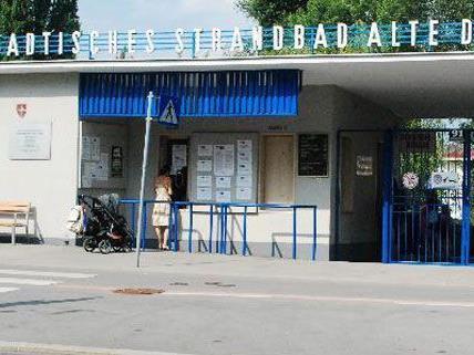Ab sofort kann im Strandbad Alte Donau von den Badegästen W-Lan genutzt werden.