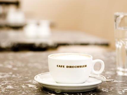 Ob der Kaffeehaus-Obmann eine Lösung für das Drechsler finden kann?