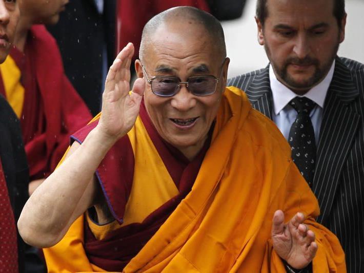 Dalai Lama Aktuell