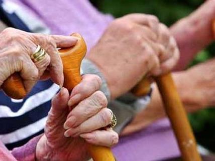 Die abgängige alte Dame wurde mit Hilfe der Samariter rasch gefunden.