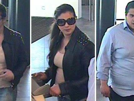 Diese Frau und dieser Mann sollen für mehrere Handtaschenraube verantwortlich sein.