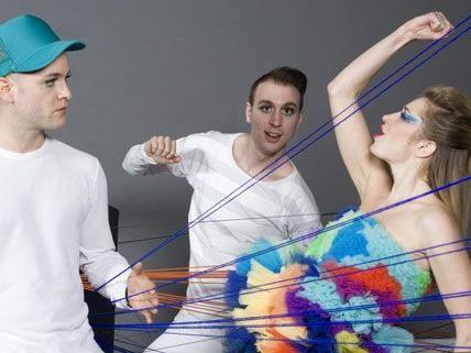 """Ebenfalls beim ImPulsTanz-Festival vertreten: The Bandaloop mit """"Performance Concert""""."""