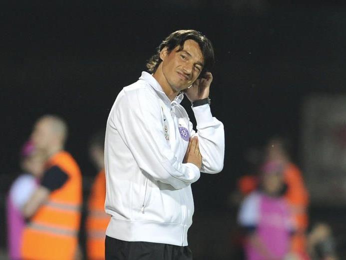 Der Vertrag von Ivica Vastic als Trainer der Austria wird nicht verlängert.