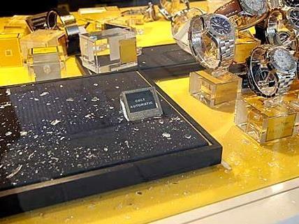 Am Samstagvormittag wurde ein Juwelier in Floridsdorf überfallen.