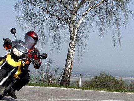 Gleich zwei Mal kam es in der Steiermark zu Motorrad-Unfällen.