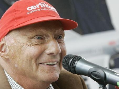 Rennfahrer-Legende Niki Lauda fälschte für seine Karriere sein Maturazeugnis.