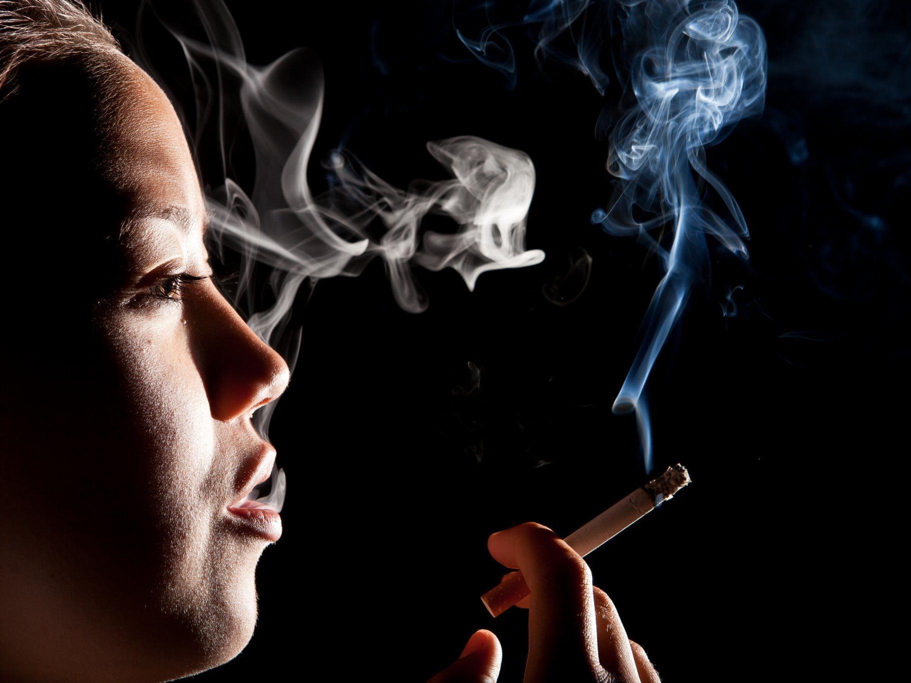Laut einer Studie rauchen 38 Prozent der Österreicher.