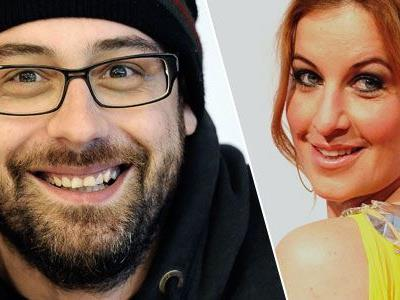 Rüpel-Rapper und Charlotte in Love.