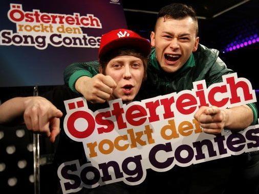 """Sie wollen Baku """"rocken"""": Startnummer 16 für die Trackshittaz am Song Contest."""