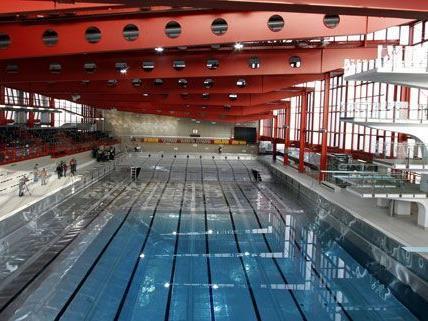 So schnell wird das Wiener Stadthallenbad wohl nicht wieder öffnen.