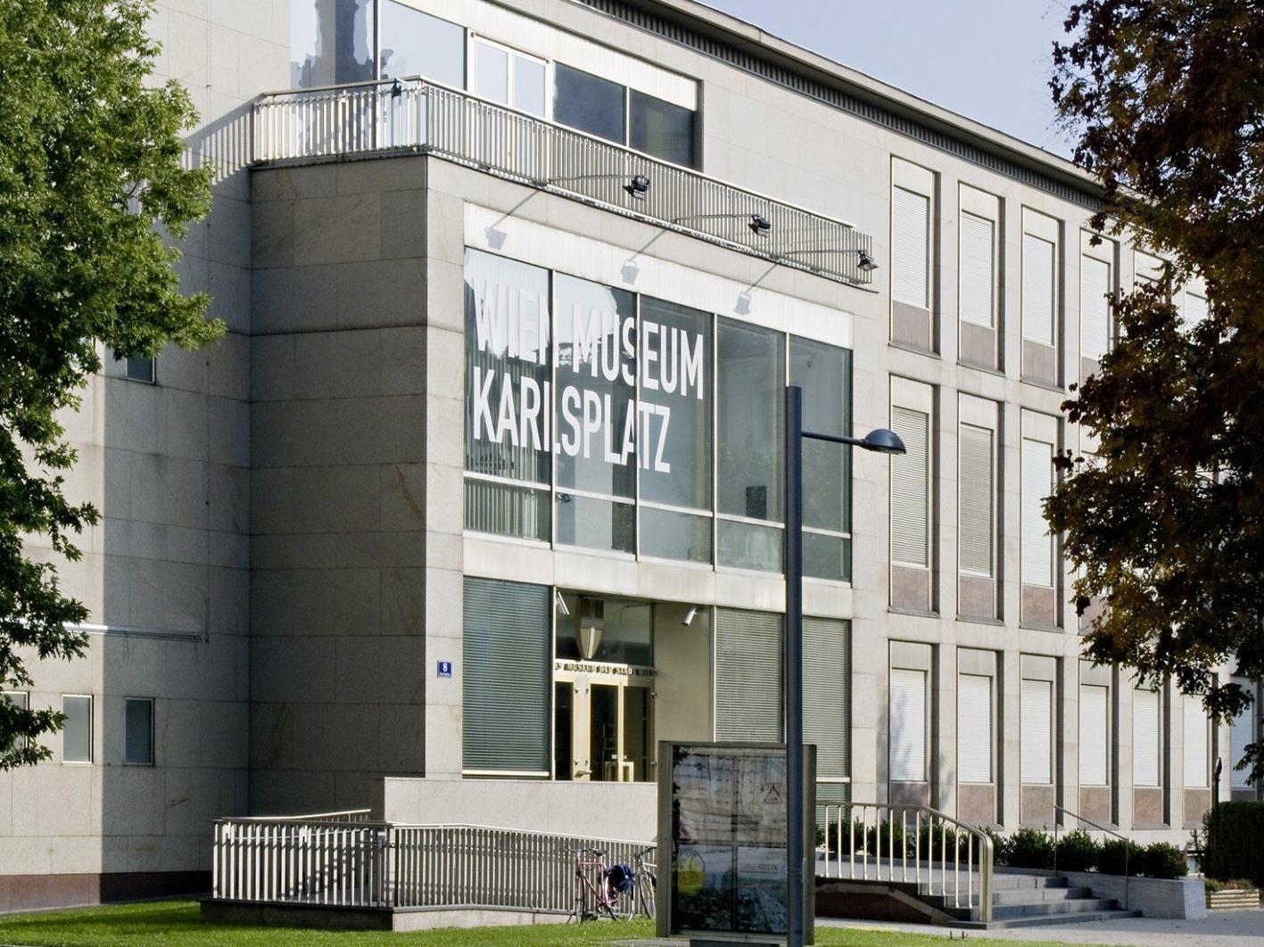 Das Wien-Museum am Karlsplatz platzt aus allen Nähten und soll ausgebaut werden