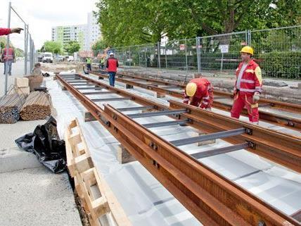 Am Tabor/Taborstraße: Wegen Bauarbeiten den ganzen Sommer über gesperrt