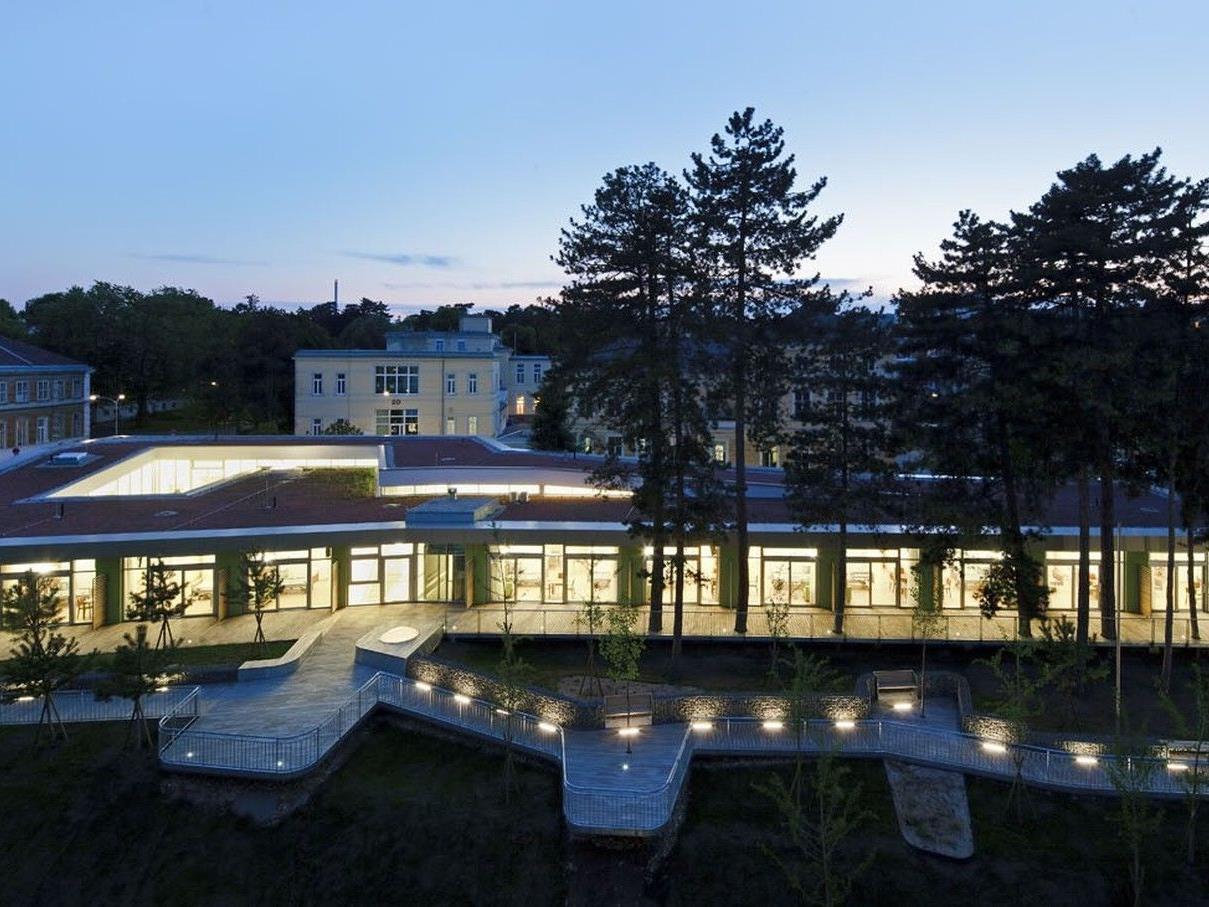 Bürgermeister Häupl eröffnet modernste Palliativstation Österreichs im Wiener Wilhelminenspital