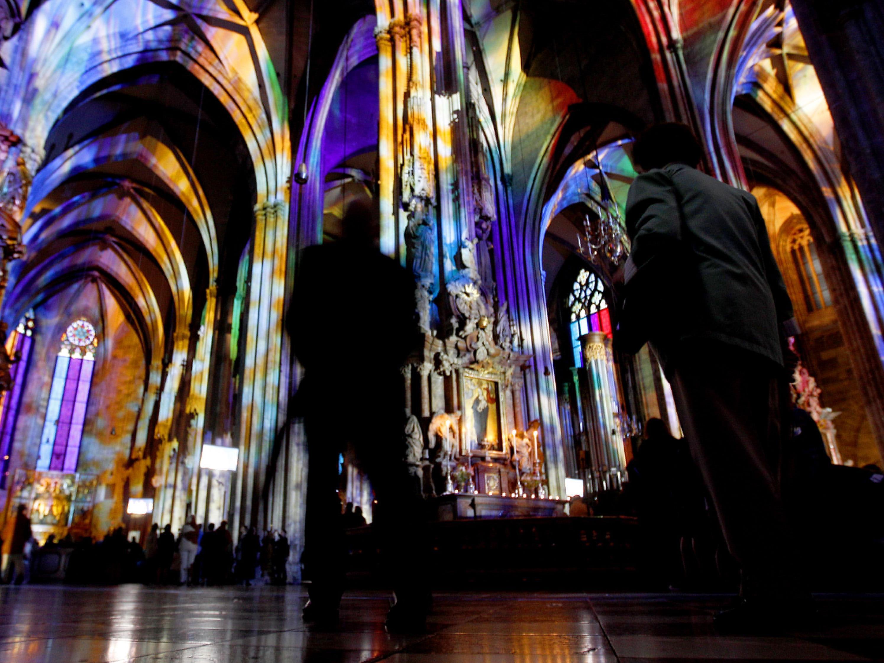 Lange Nacht der Kirchen in Wien: Stephansdom war der Besuchermagnet