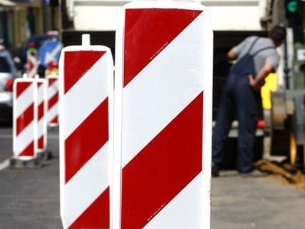 Kreuzung Triester Straße/Wienerbergstraße im 10. Bezirk wird saniert