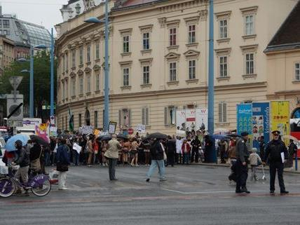 Demo gegen ACTA am Samstag in Wien.