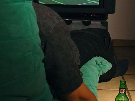 Beim gemeinsamen Ansehen eines EM-Spiels in Liesing kam es zur Eskalation