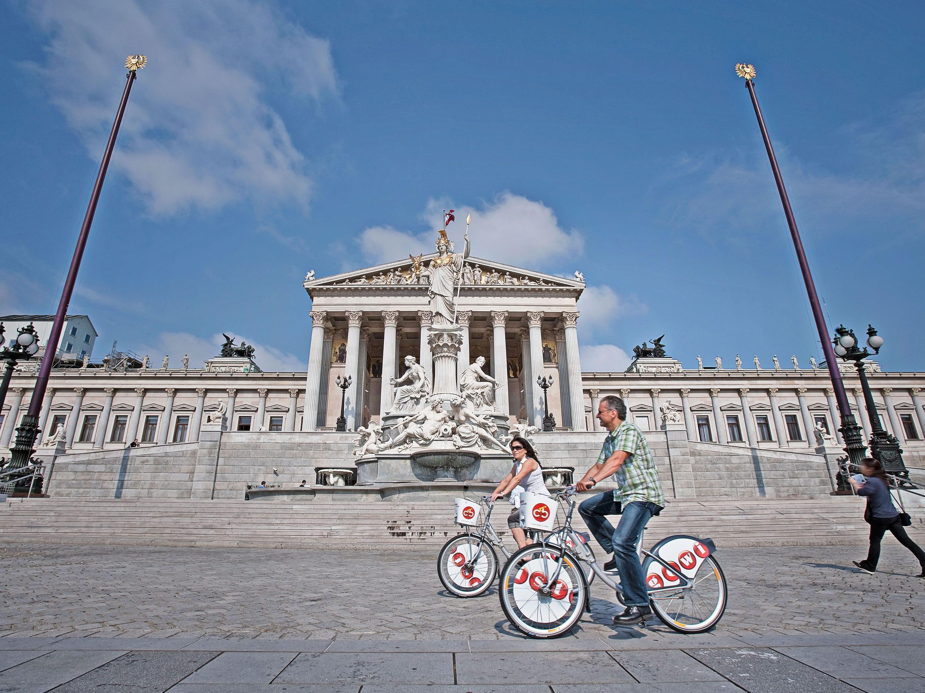 Mehr Citybike-Stationen für Wien
