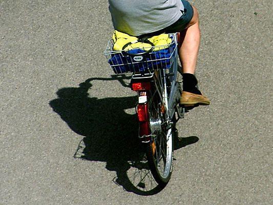 Die Flucht des Fahrraddiebes endete in Ottakring