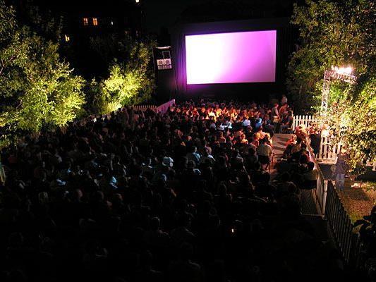 Das Kino wie noch nie im Augarten steht 2012 ganz im Zeichen der Viennale