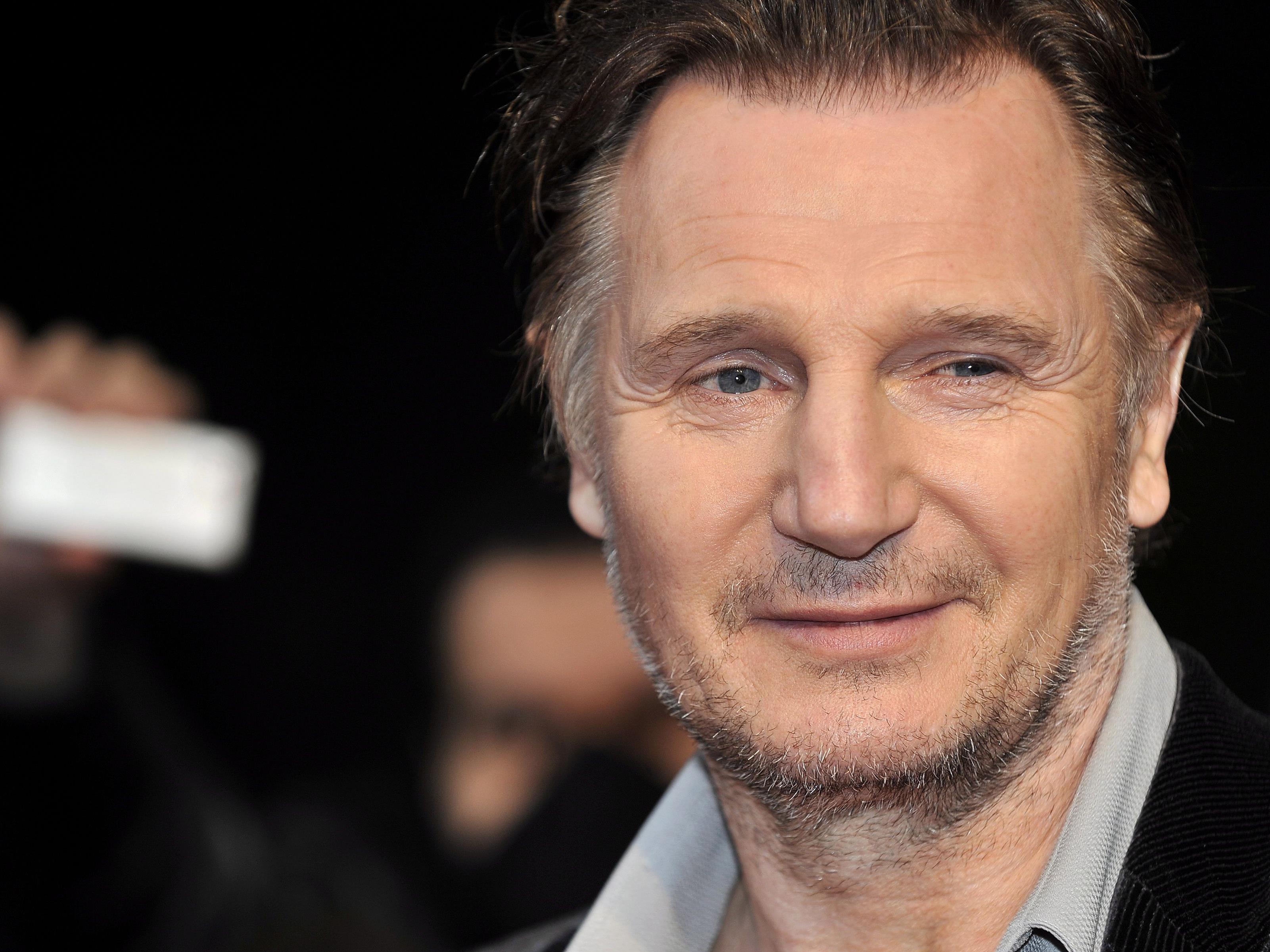 60 Jahre und kein bisschen leise: Der Ire Liam Neeson.