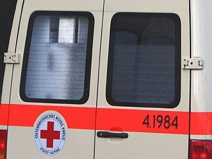 Bei einem Unfall auf der A1 wurden fünf Personen verletzt