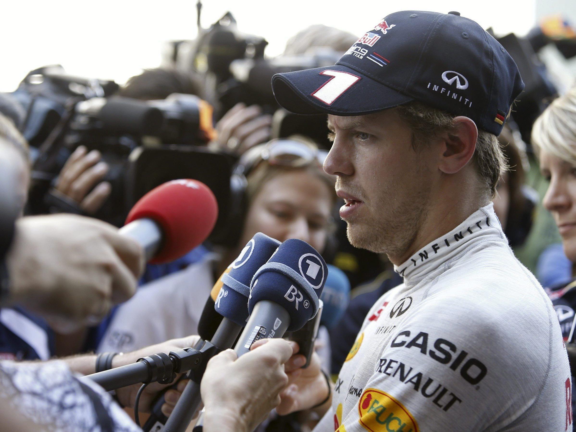 Vettel sauer nach Valencia-Ausfall, deutet Verschwörung an.