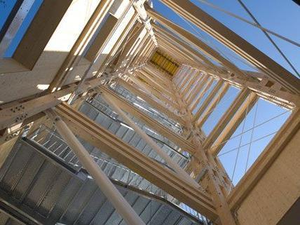 Am 29. Juni ist die Fahrt auf den Aussichtsturm bahnorama am Hauptbahnhof kostenlos.