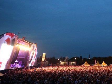 53 Personen wurden beim Donauinselfest 2012 festgenommen, 205 angezeigt.