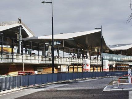 Auch am Wiener Hauptbahnhof hat Rene Benko anscheinend ein Projekt geplant.