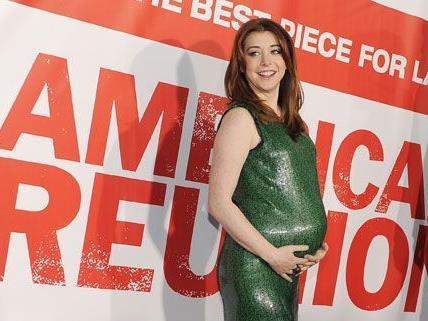 Keeva Jane Denisof heißt die zweite Tochter von Alyson Hannigan.