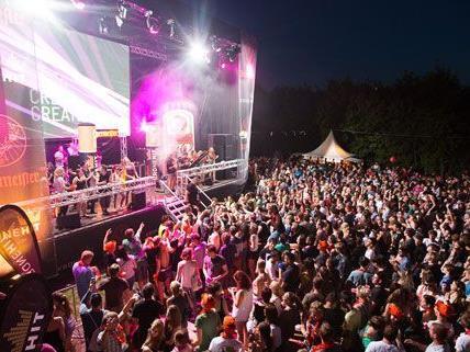 Internationale Top-DJs begeisterten am Samstag beim Donauinselfest das Publikum.