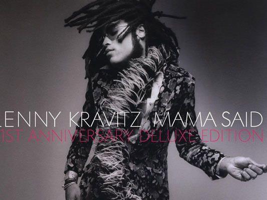 """Bewährtes und Neues: Lenny Kravitz präsentiert """"Mama Said"""" Deluxe."""