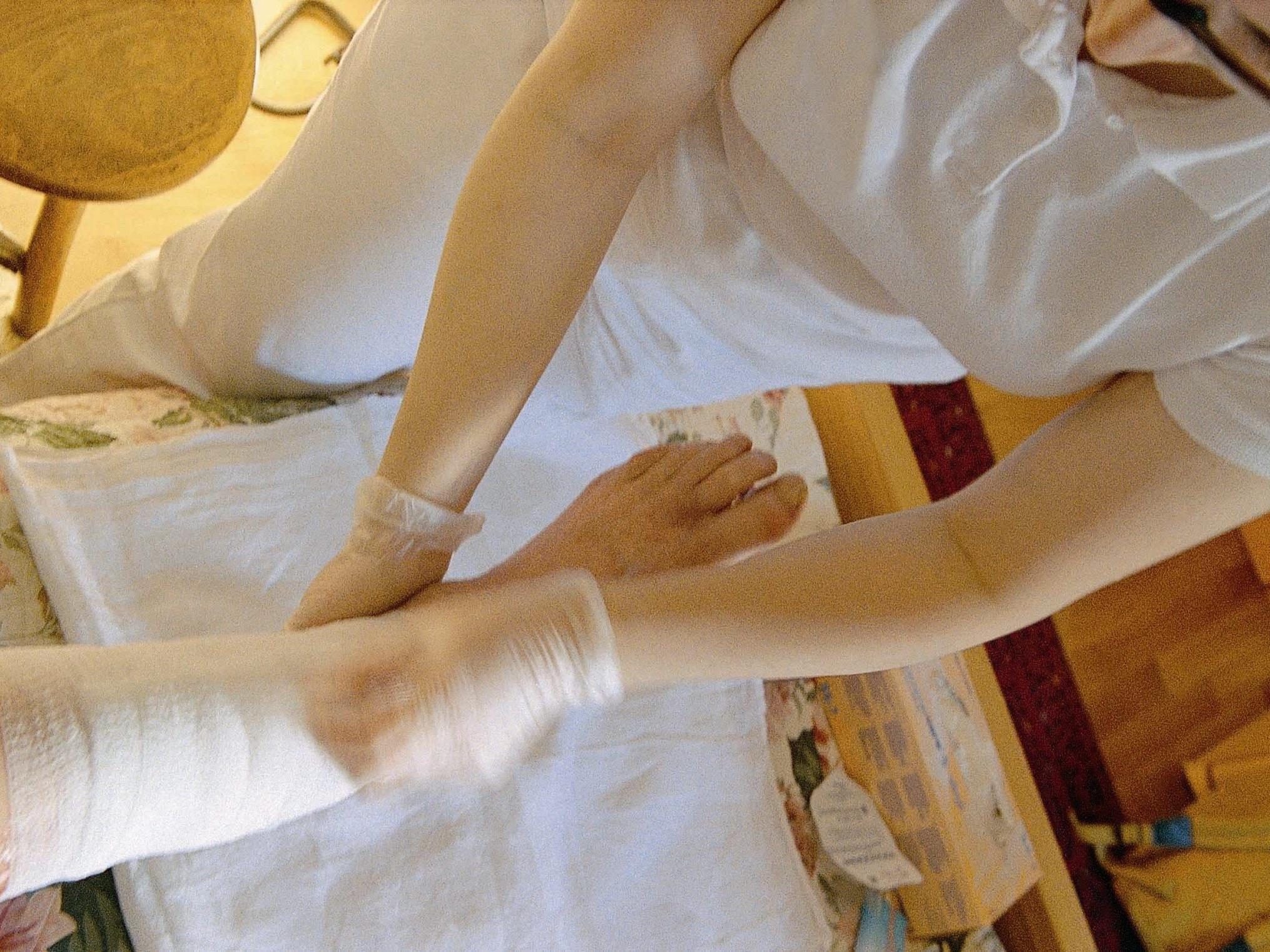 Hauskrankenpflege: Repräsentative Kundenbefragung im Frühjahr 2012 durchgeführt.