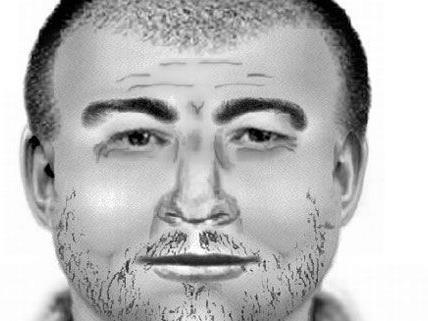 So soll einer der Täter aussehen, die Anfang Juni einen Taxilenker beraubten.